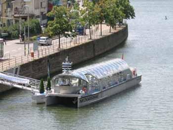 Schiffhochzeit Neckar Solarschiff Heidelberg Schiffahrt 2018 2019