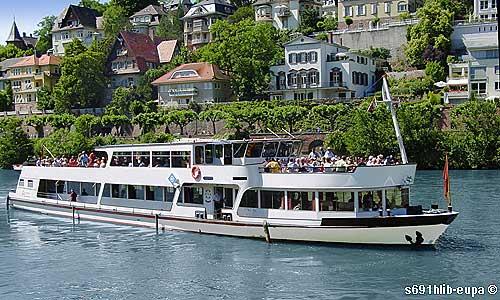 Neckar Heidelberg Hochzeit Schiffahrt Oberrhein Mannheim Rhein 2018
